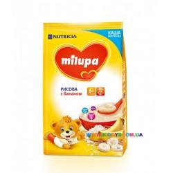 Каша молочная Milupa рисовая с бананом (с 5 мес) 210 гр.