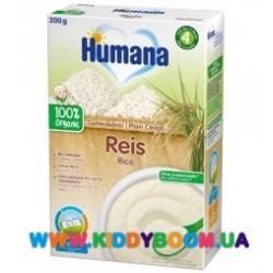 Каша безмолочная Humana рисовая (с 6 мес.) 200г