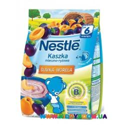 Каша Nestle молочная рисовая со сливой и абрикосом с 6мес. 230 гр.
