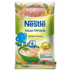 Каша Nestle безмолочная гречневая каша (с 4 мес.) 160 гр.