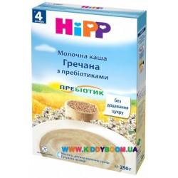 Молочная каша «Гречневая» с пребиотиками (с 4 мес.) 250 гр Hipp