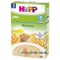 """Безмолочная органическая каша """"Овсяная"""" (с 5 мес.) 200 гр Hipp"""