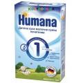 Сухая молочная смесь Humana 1 с пребиотиками (300 г)