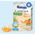 Каша безмолочная рисовая с тыквой Humana с 6-ти мес. (200 г)