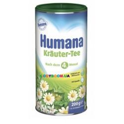 Чай Humana травяной сбор с ромашкой с 4-х меc. (200 г)
