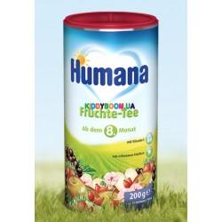 Чай Humana фруктовый с 8-ми мес. (200 г)