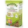 Сухая молочная смесь Малютка Premium с гречневой мукой (с 6 мес.) 350 гр. (Хорол)