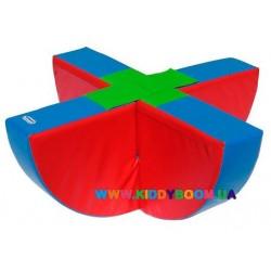 Мягкая качалка Крестоподобная KIDIGO MMKA1