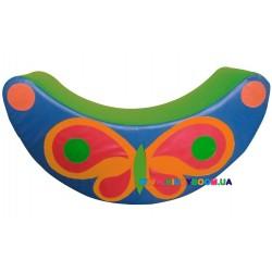 Мягкая качалка Бабочка KIDIGO MMKA4