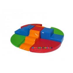 Детский модульный набор Девятка Kidigo MMMN3