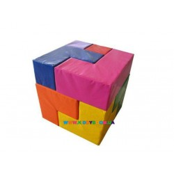 Мягкий конструктор Кубик Сома KIDIGO MMMN5