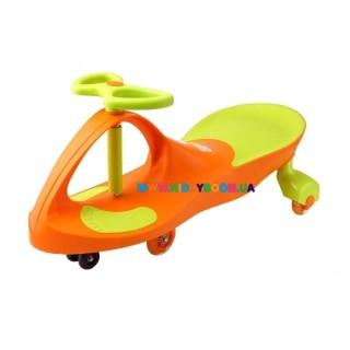 Детская машинка SMART CAR orange+green Kidigo SM-OP-1