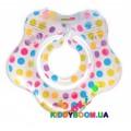 Круг для купания Confetti (в горошек) Kinderenok 240913