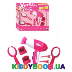 Игровой набор для ухода за волосами Barbie Klein 5790