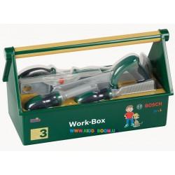 Набор инструментов в ящике Bosh Klein 8573