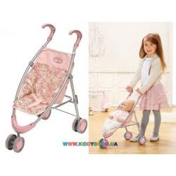 Трехколесная коляска для куклы BABY ANNABELL Zapf Creation 792926