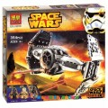 Конструктор Star Wars Истребитель TIE усовершенствованный 354 дет. Bela 10373