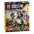 """Конструктор Nexo Knight """"Королевский Мех"""" 387 дет. Bela 10487"""