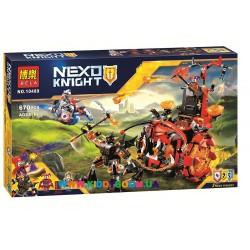 """Конструктор Nexo Knight """"Джестро - мобиль"""" 670 дет. Bela 10488"""