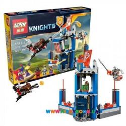 "Конструктор Nexo Knight ""Библиотека Мерлока"" 303 дет. Lepin 14007"