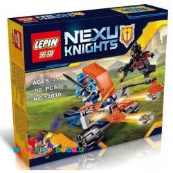 "Конструктор Nexo Knight ""Королевский боевой бластер"" 90 дет. Lepin 14010"