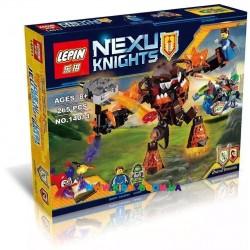 """Конструктор Nexo Knight """"Инфернокс и захват королевы"""" 265 дет. Lepin 14011"""