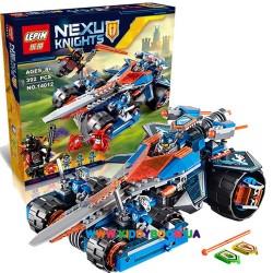 """Конструктор Nexo Knight """"Устрашающий разрушитель Клэя"""" 392 дет. Lepin 14012"""