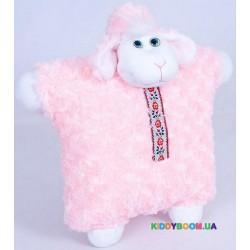Мягкая игрушка-подушка Баран в шапке 00274-5