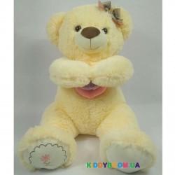Мягкая игрушка Медвежонок Бублик 1 (светлый) 21003-05