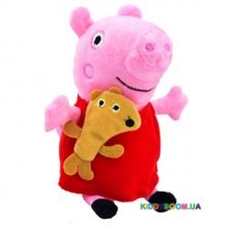 Мягкая игрушка Свинка Д2 Пеппа 24993-1