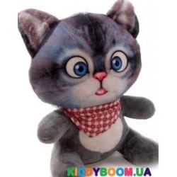 Мягкая игрушка Кот Кнопка Копиця 25466