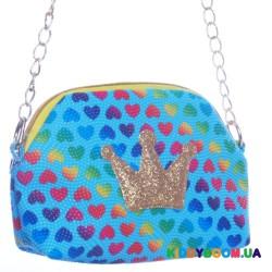 Детская Сумочка маленькая сердечки Сувенир №2 Копиця 00260-992