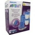 Набор из 10 контейнеров для хранения молока и пищи (SCF618/10) Avent (Philips)