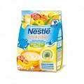 "Каша Nestle молочная рисовая с кукурузой, яблоком, бананом, абрикосом"" (с 9 мес.) 230 гр."