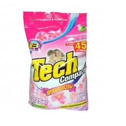Стиральный порошок Tech Компакт Арома капсулы, 2,25 кг (мягкая упаковка)