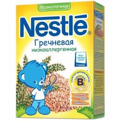 Каша безмолочная Nestle гречневая каша (с 4 мес.) 200гр.