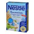Nestle молочно-йогуртовая каша 3 злака с грушей и яблоком (с 6 мес.) 200 г