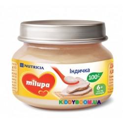 Пюре индейка 80 г Milupa
