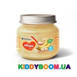 Пюре банан 100 г Milupa