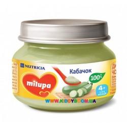 Пюре Кабачок (с 4 мес.) 80 гр. Milupa