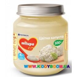 Пюре Цветная капуста (с 4 мес.) 125 гр. Milupa