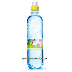 Вода Аквуля 0,5 л со специальной пробкой