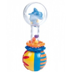 Погремушка Прозрачный шар Canpol babies 2/457
