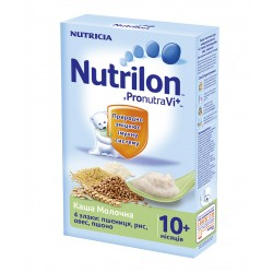 Каша молочная Nutrilon 4 злака (с 10 мес.) 230 гр.