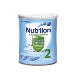 Сухая молочная смесь Nutrilon 2 кисломолочный 400 гр.