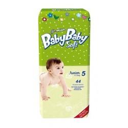 Подгузники BabyBaby Soft Premium Junior (11-25 кг) 44 шт.