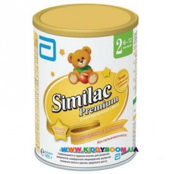 Сухая молочная смесь Similac Premium 2, 900 гр