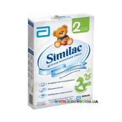 Сухая молочная смесь 350 гр Similac 2