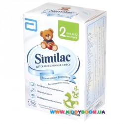 Сухая молочная смесь 700 гр Similac 2