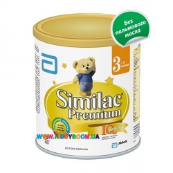 Сухая молочная смесь Similac Premium 3, 400 гр